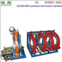 QL630-800 pipe hot welding machine