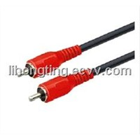 The new RCA CABLE (RED)