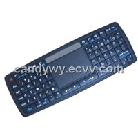 RF 2.4GHz Wireless Mini USB Keyboard