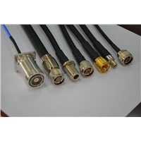 RF cable assembly for SMA,SMB,SMC,N,7/16,BNC,QMA series