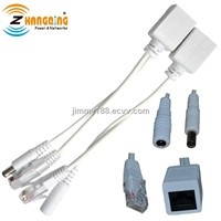 RJ45 power over ethernet poe cable