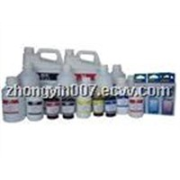 Reactive Dye Ink for Epson DX4/5/6/7 Printers