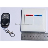 Remote Human Induction Switch Camera Human Body Induction HD Light Switch Camera (LW-DVS09)