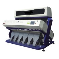 Rice CCD color sorter