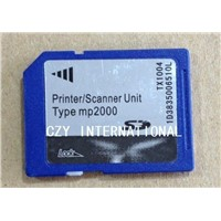 Ricoh MP2000 MP2500 Sd Card, Printer Card