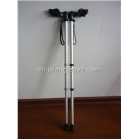 Right/Left handle walking stick/Telescopic walking cane/crutch