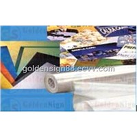 Rigid extruded pvc foam sheet