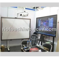 Riotouch finger touch white board with competitive price