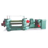 Rubber Mixing Mill With Open Two Rolls
