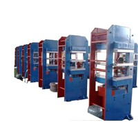 Rubber Press, Hydraulic Press