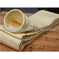 Ryton/PPS  needle punched felt filter bags with high temperature resistant,anti-acid and anti-alkali