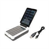 SOLAR POWER STATION MOBILE CHARGER USB CHARGER