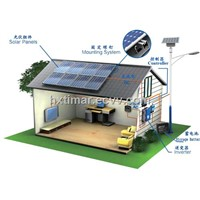 Slar Electric System for home use