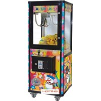 Small Crane machine vending game(hominggame-COM-769)