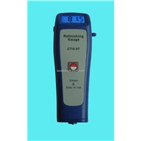 Small size coating thickness gauge CTG07