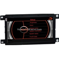 Special car dvd with function of bluetooth, GPS, Parking guiding etc for Audi