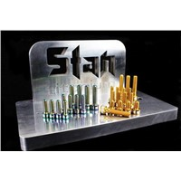 Stan.Ti Titanium Bolts for Motorcycles Bicycle