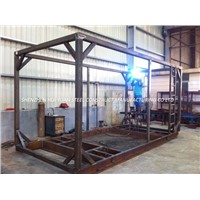 Steel Structure Fabrication