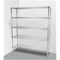 Strengthened Heavy Duty Wire Shelving ( load 800lbs / shelf )