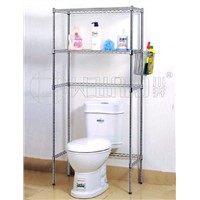 Sturdy Toilet Rack