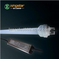 T8 waterproof led tube, 10W 60cm SMD 3528 led tube
