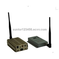 TY-3000mW 900-1200MHz Long Range Wireless Video Audio Transmitter and Receiver TY3000MW
