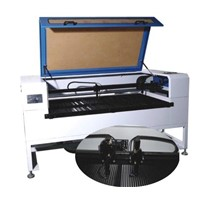 Two head Laser cutting machine