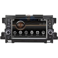 UGO new mazda CX5 car dvd player with ipod SD USB GPS AUTORADIO BLUETOOTH