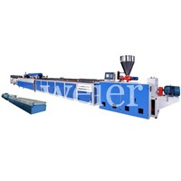 UPVC profile making machine