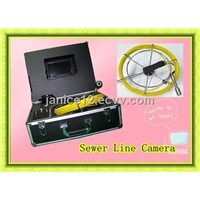 Underwater pipe camera, plumbing inspection camera TEC-Z710DLK