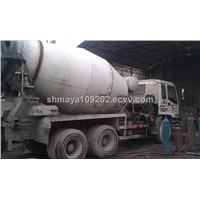 Used ETX Concrete Mixer Truck