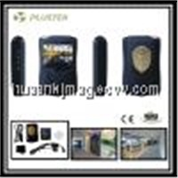 Waterproof CCTV 3G Police DVR With GPS Pinhole Hidden Camera