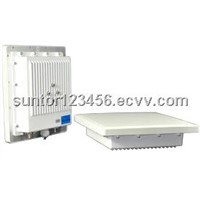 Waterproof and Dustproof Type Analog Wireless Video Transmission System with PTZ Commands ST2418SZ-3