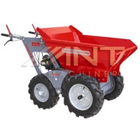 Wheel barrow hydraulic transmission  with CE