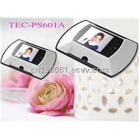 Wholesale Price!!! Digital Video Peephole Door Camera, Door Eye Viewer TEC-PS601A