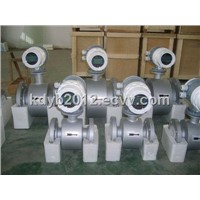 acid fluid flow meter