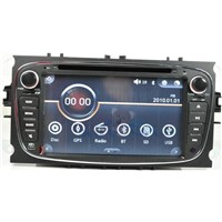 car dvd gps navigation  autoradio for FORD MONDEO/ FOCUS/S-MAX WITH IPOD USB SD
