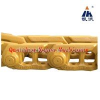chain link for excavator and bulldozer undercarriage parts
