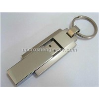 Common Twister Metal USB Drive