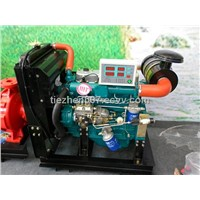 diesel engine for  stationary power