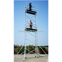 easy installed portable scaffold aluminium scaffolding