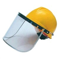Face Shield Protect Face Shields / Face Screen Shields with Safety Cap