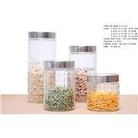 Glass Storage Canister