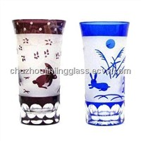 glass tumbler set