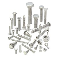 hex head bolts and nuts