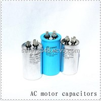 high quality CBB65 unexplosion motor running capacitor