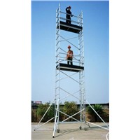 high quality aluminium ladder scaffolding system for sale