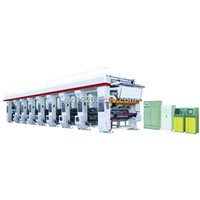 high speed color press