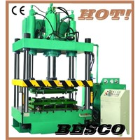 hydraulic punching machine/hydro forming press/die spotting press