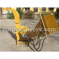 Hydraulic Wood Chipper